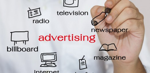 رسانه های تبلیغاتی